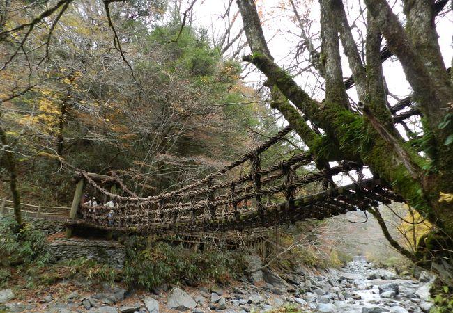 女橋(川原から見上げたアングル)