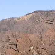 箱根の大文字焼