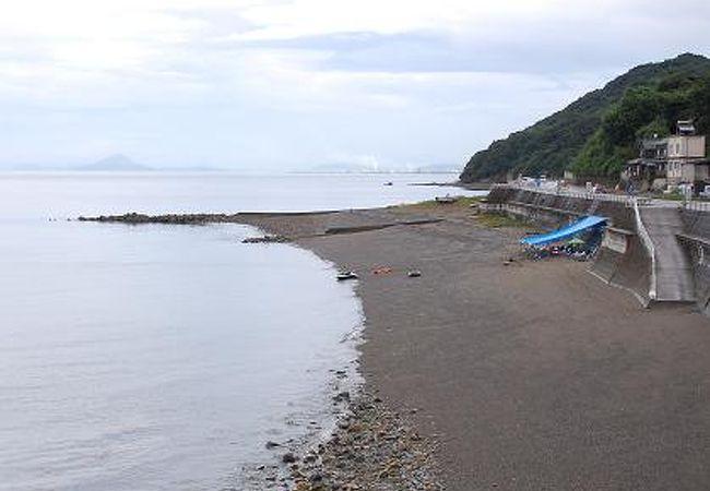 高野川海水浴場