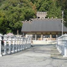 浜名惣社神明宮本殿