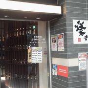 ちょっと素敵な居酒屋さん・・・「居酒屋楽市」 ~大崎~