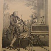 天才ヴォルフガング・アマデウス・モーツァルトを育てたの父レオポルトの生家