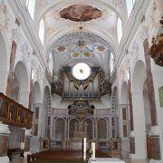 聖アンナ教会: ルターも滞在したという由緒ある教会