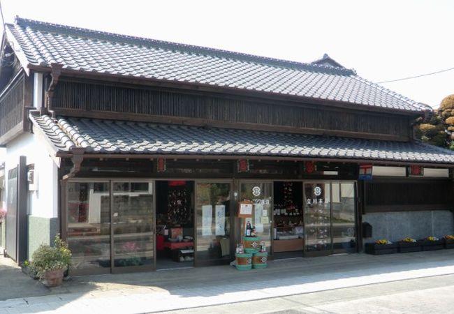 立川醤油店