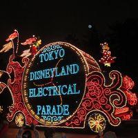 東京ディズニーランド エレクトリカルパレード ドリームライツ
