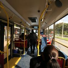 リマソル市内バス