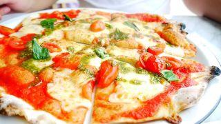 ピザ エクスプレス イタリアン サン マルツァノ