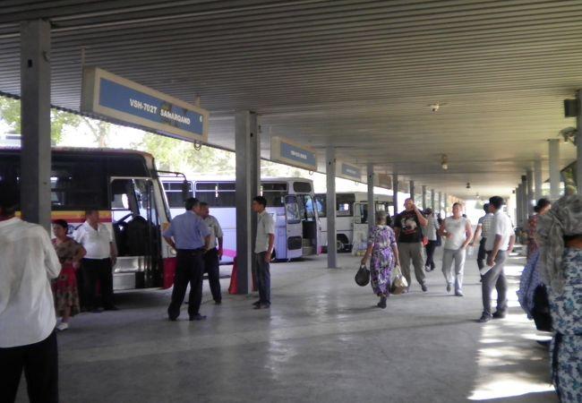 タシケント長距離バスターミナル