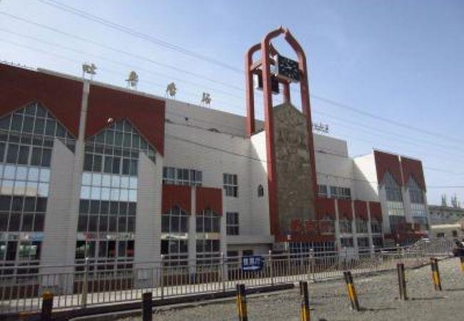 吐魯番鉄道駅