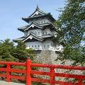 写真:弘前城(本丸 北の郭)