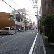 江戸時代「大山詣り」で栄えた道
