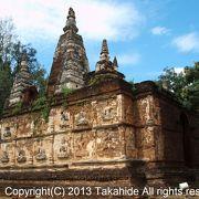 博物館近くにひっそりとあるお寺