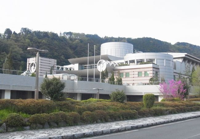 神奈川県立生命の星 地球博物館