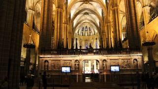サンタ エウラリア大聖堂 (バルセロナ カテドラル)