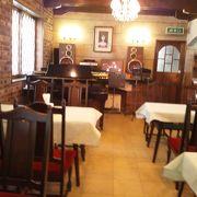 老舗の洋食店
