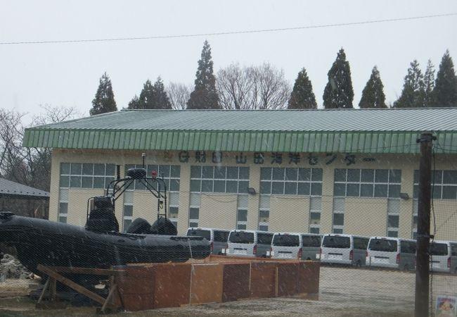 揺れに揺れている山田町に入ったNPOとの対応