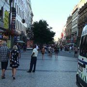 ドレスデンの中心の通りはここです
