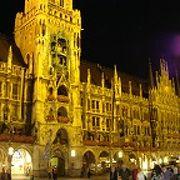 ミュンヘン観光の中心たる広場