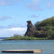 島内観光のひとつ