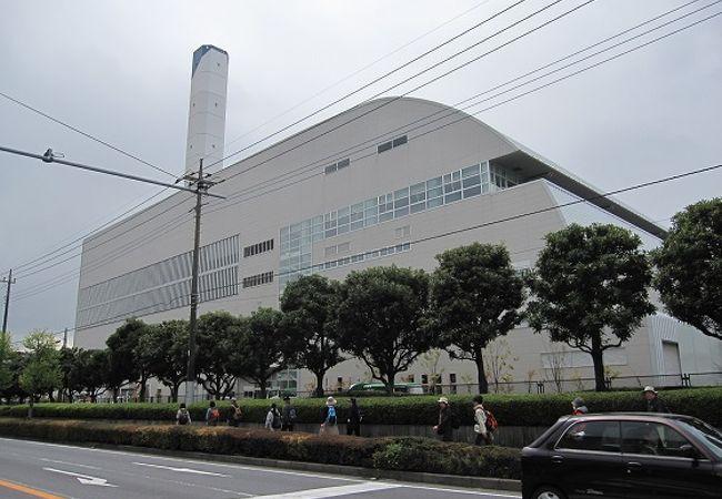 南清掃工場