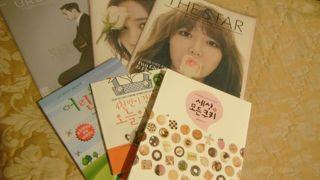 日本の本・雑誌もあります