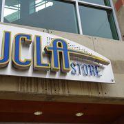 UCLAの生協でお買い物