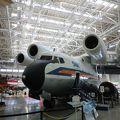 自衛隊の訓練飛行も見られる航空博物館
