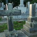 写真:知里幸恵の墓