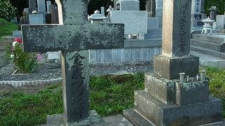 知里幸恵の墓