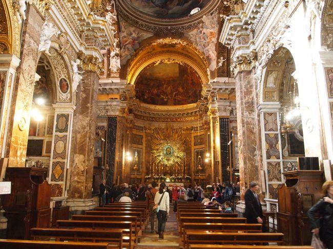 サンタ マリア デッラ ヴィットリア教会