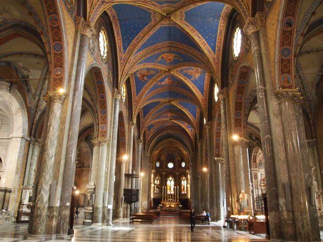 サンタ マリア ソプラ ミネルヴァ教会
