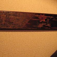 桜細工のハンガー