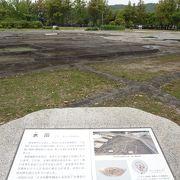 岡山県総合グラウンド内にあります