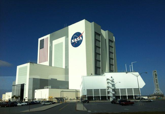 やっぱりかっこ良い!NASA凄いです!