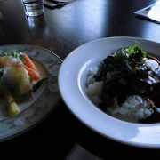 アカオハーブ&ガーデンのレストラン