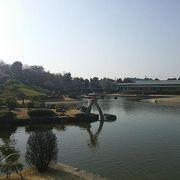 越谷市の日本庭園「花田苑」