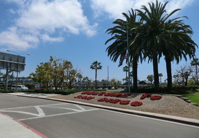 カリフォルニア的な屋外の風景
