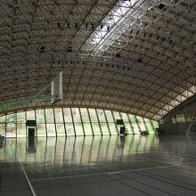 小国ドーム(町民体育館)