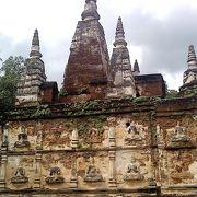 古都の遺跡