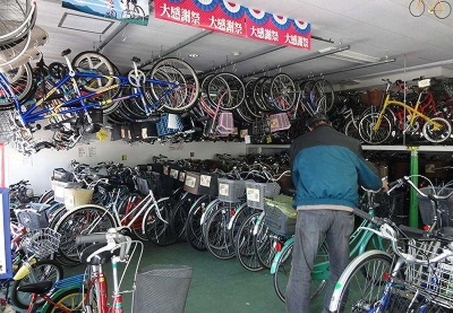 サイクルメイトQ 駅前店