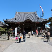 無量寺(愛知県蒲郡市)