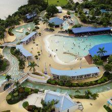 オンワード ビーチ リゾート ウォーターパーク