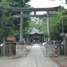 平塚三嶋神社