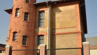 青島ドイツ監獄旧址博物館