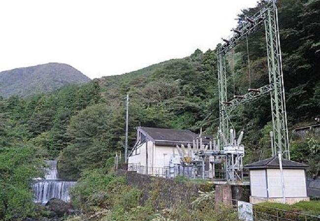 東京電力畑宿発電所