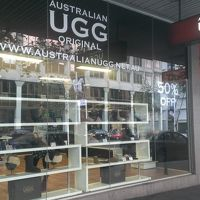 UGG ウィリアム ストリート ストア