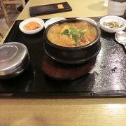 仁川国際空港内で美味しいごはん