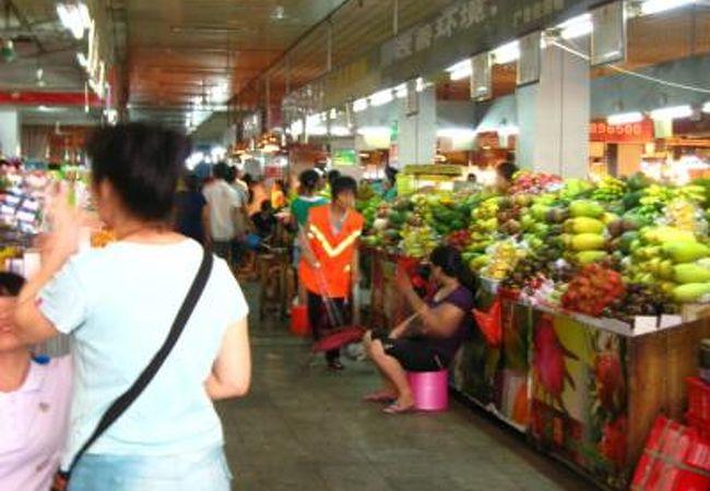 第一集貿市場