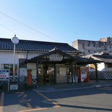 筑後吉井駅