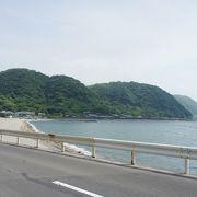 桜島を望んで、絶景の中で海水浴を楽しめる砂浜